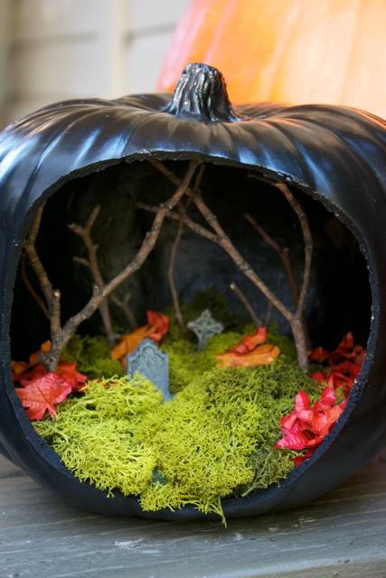 Pumpkin-Diorama