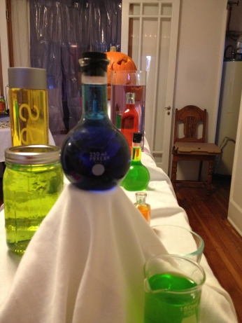 Mad Scientist Party