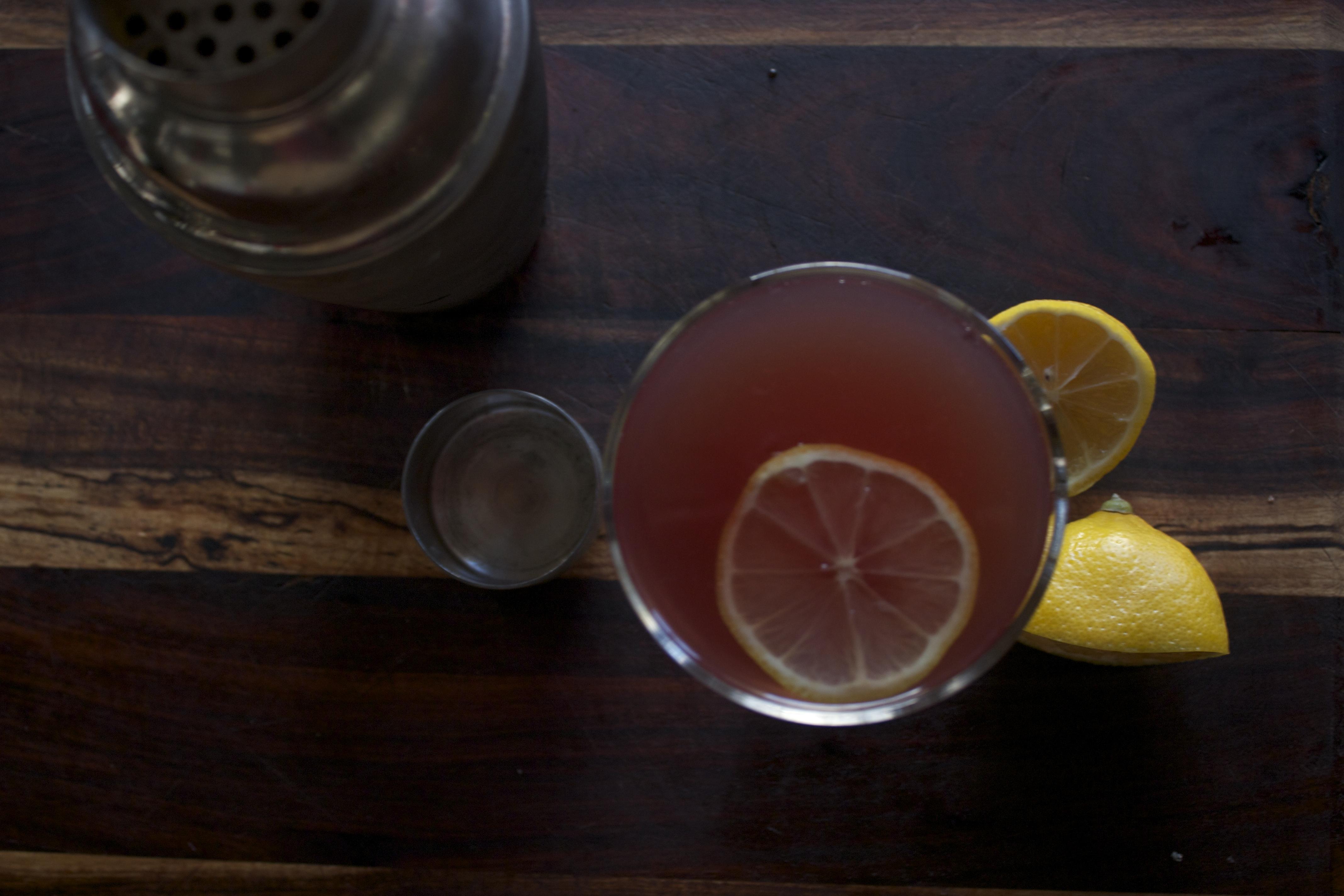 Le negociant cocktail