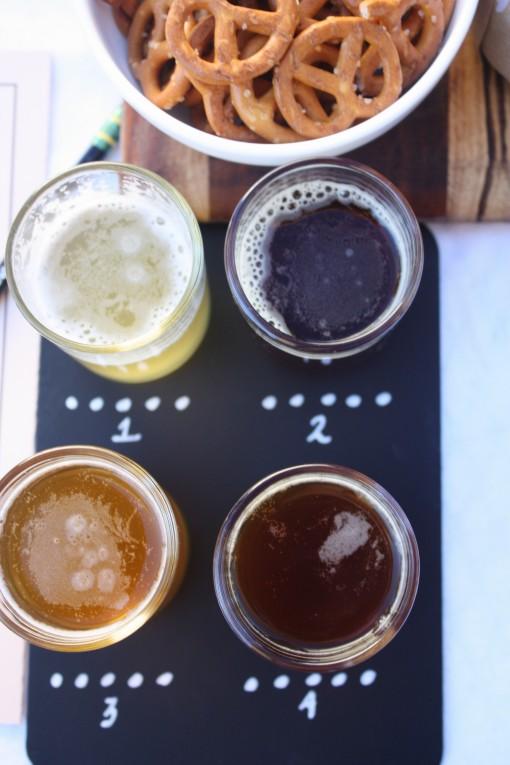Beer tasting party