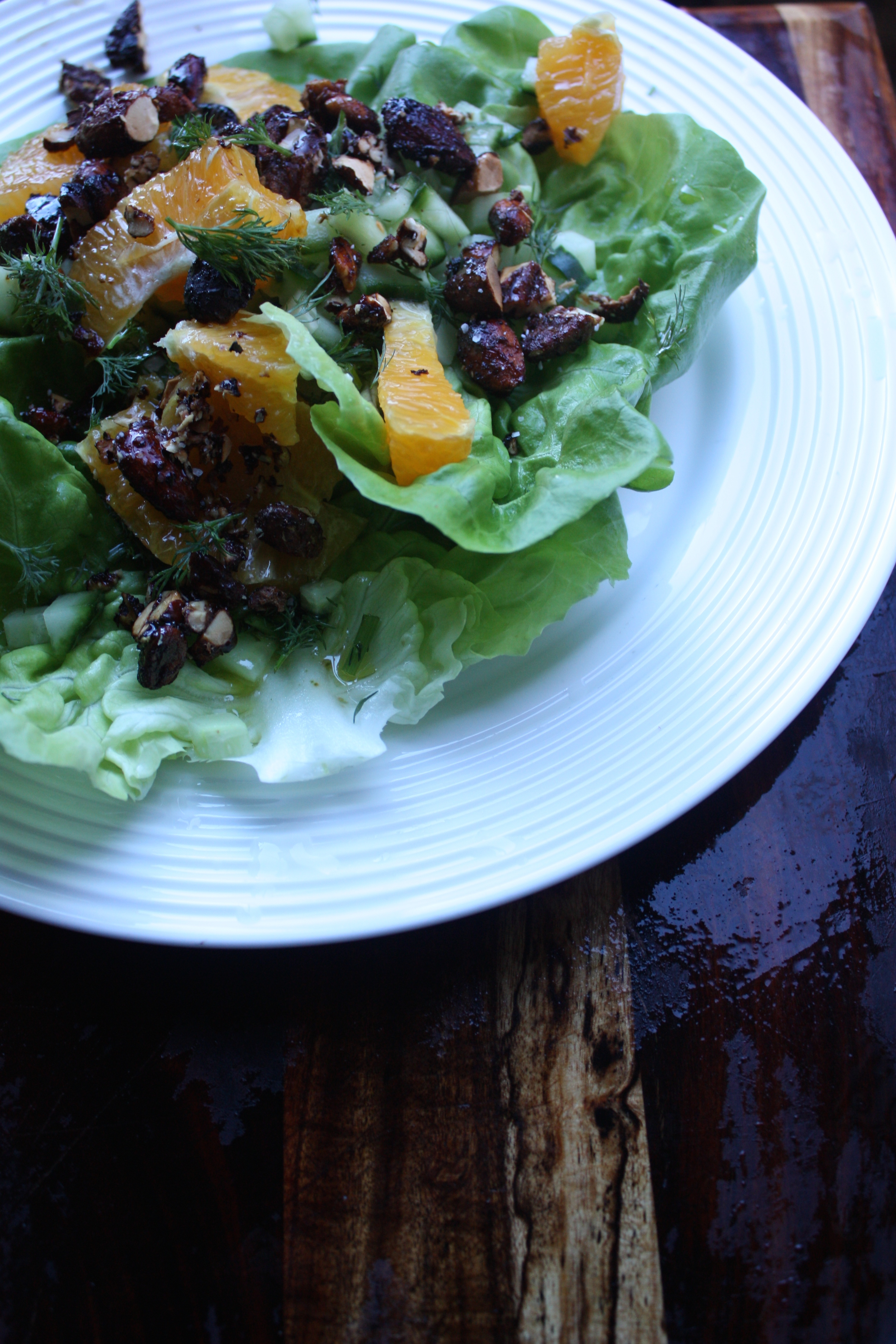 Orange and Herb Salad