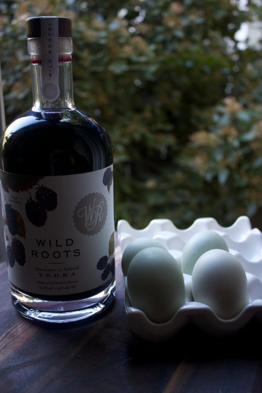 Wild Root Marionberry Vodka